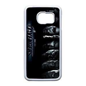 Samsung Galaxy S6 Edge Cell Phone Case White The Avengers F6551193