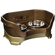 Neater Feeder Deluxe for Cats - Bronze