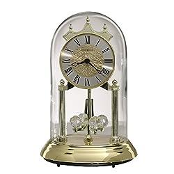 Christina Gold Anniversary Clock Howard Miller 645690