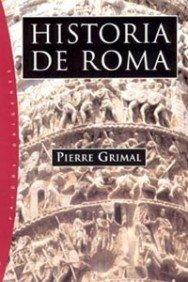 Historia de Roma par Grimal