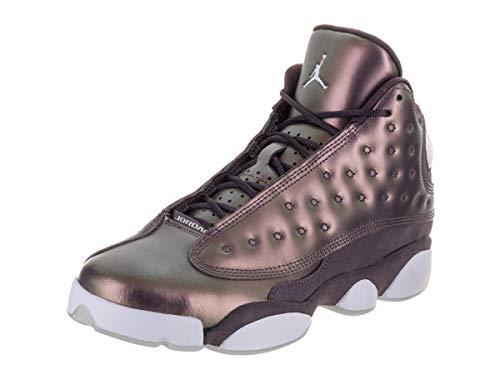 Jordan Nike Women's Air 13 Retro Prim HC Dark Raisin/Hydrogen Blue Basketball Shoe 5.5 Women US by Jordan