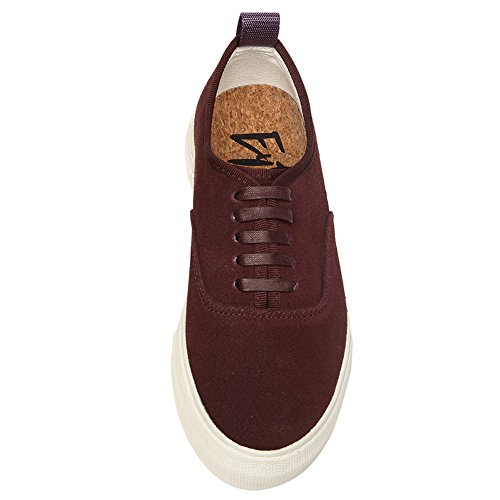 Eytys Unisex Fashion Sneakers Mothersuede Oxblood Maat Eu 41