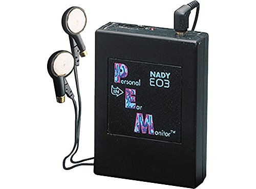 Nady Wireless Receiver for E03 In-Ear Personal Monitor System (FF) - Nady In Ear Receivers
