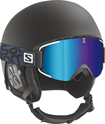 Salomon Nero Sci E Vigili Inverno Sci Attrezzature Opaco Per Snowboard zwx6rOzB