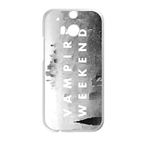 Vampire Weekend Cell Phone Case for HTC One M8