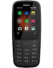 Nokia 220 Mobiele Telefoon, 24 Mb Rom, Zwart