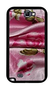 Pink Silk - For Case Samsung Note 4 Cover