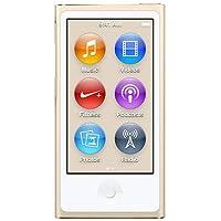 Apple iPod Nano 16GB Gold (8th Generation) MKMX2LL/A (Certified Refurbished)