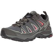 Salomon Women's Running Shoes Grey Gray: Amazon.co.uk: Shoes