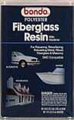 Bondo 404 1 Gallon Fiberglass Resin
