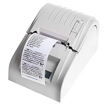 Impresora portátil Impresora, POS-5890T portátil de 90 mm ...