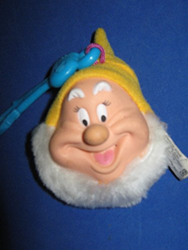 McDonalds Happy Meal 2001 Snow White & Seven Dwarfs Happy #7 ()
