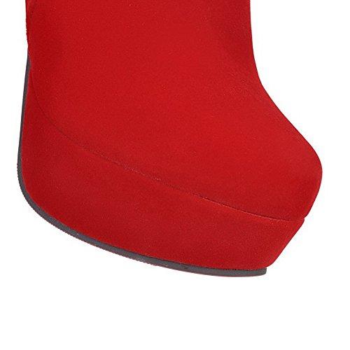 Plataforma Rojo mujer BalaMasa Para mujer Rojo Plataforma Para BalaMasa BalaMasa qxw4wCZYE