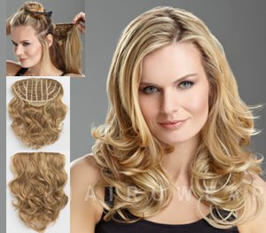 Price comparison product image Hairdo 20 inch Wavy Extension (H20STY) (Golden Wheat (R14 / 88H))