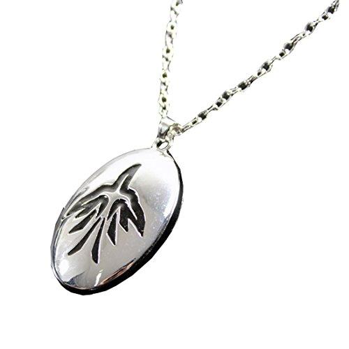 Diamond Titanium Necklace (Kpop Titanium Diamond Necklace EXO (CHANYEOL))