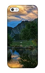 Craigmmons AylDapG51PmNPn Protective Case For Iphone 5/5s(the Pond Photography R People Photography)