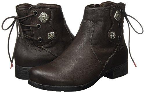 Femme Desert Marron 45 schoko Denk Think Boots xwtCSg58Wq