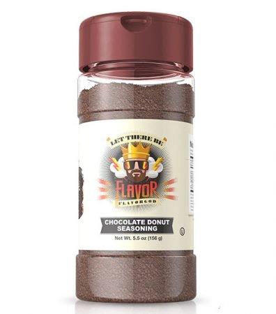 Flavor Seasoning (Best-Selling Flavor God Seasonings - Gluten Free, Low Sodium, Paleo, Vegan, No MSG (Chocolate Donut))