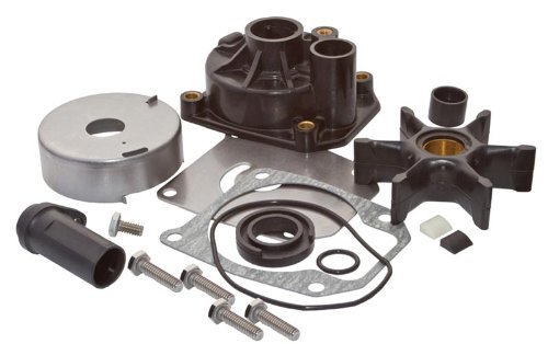 SEI MARINE PRODUCTS- Evinrude Johnson Water Pump Kit 0438602 60 65 70 75 HP 2 Stroke and 60-70 HP 4 Stroke Evinrude Water Pump Replacement