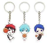 EBTY-Dreams Inc. - Set of 3 Kuroko's Basketball