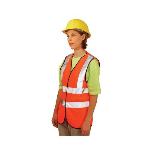 Vest 10X Occulux Slvless Vest:Yellw: 561-Lux-Ssfullg-Y10 - 10x occulux slvless vest:yellw (Occulux Standard Safety Vests)