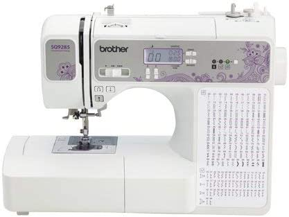 Brother SQ9285 150-Stitch Computerized Sewing /& Quilting Machine