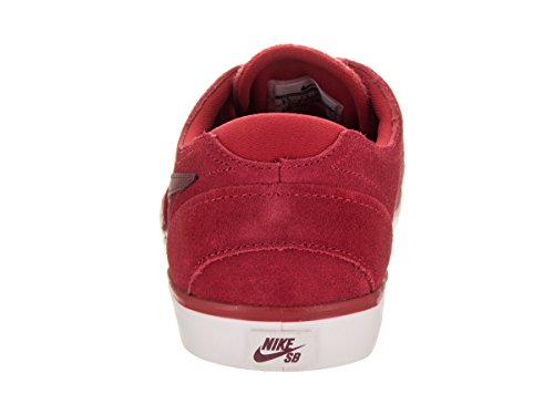 Nike Mens Zoom Erick Koston 2 Lr Skate Schoen Gym Rood / Team Rood / Top Wit