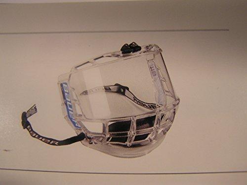 Bauer Concept III Full Face Shield - Shield Itech