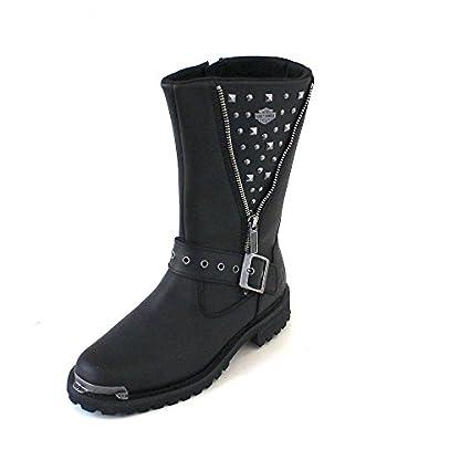 HARLEY DAVIDSON Women - Boots TANYA - black 1