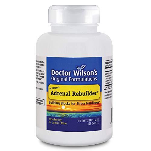 Dr Wilsons Original Formulations Rebuilder Adrenal Extracts, 150 Count
