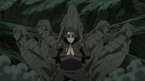 Naruto Shippuden - Die komplette Staffel 18, Box 1 Alemania ...