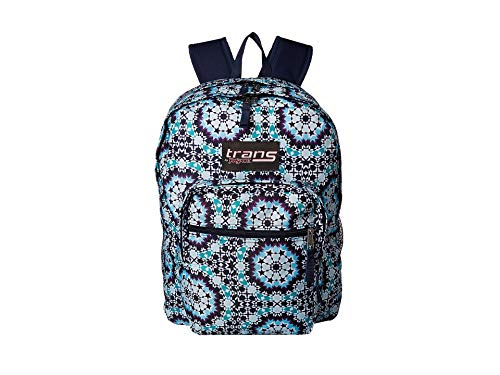 JanSport Unisex Supermax Navy Moon Shine Moroccan Riad One Size