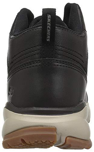 Blk Skechers Homme Hautes Soven Baskets Noir Black Vandor qqwO8Cxz