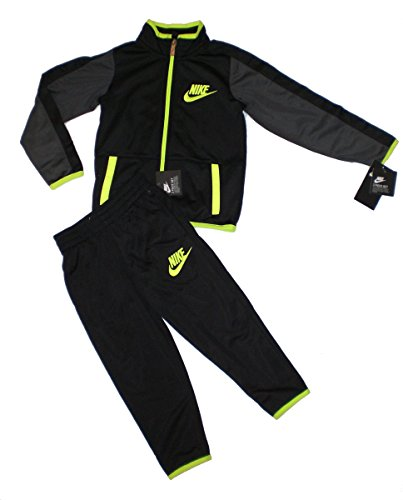 Nike Boy Jacket Tracksuit Pants Outfit Set, Size 4