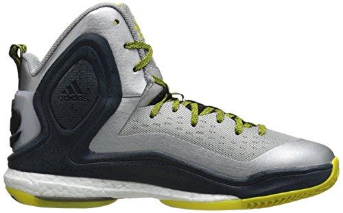 M 11 Metallizzato Basket Base Adidas Da Dark Performance Giallo D Nero Boost Argento Scarpa 5 Chiaro Rose Us Verde qp7PS1wpx
