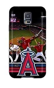 anaheim angels MLB Sports & Colleges best Samsung Galaxy S5 cases