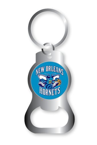 NBA New Orleans Hornets Bottle Opener Key Ring