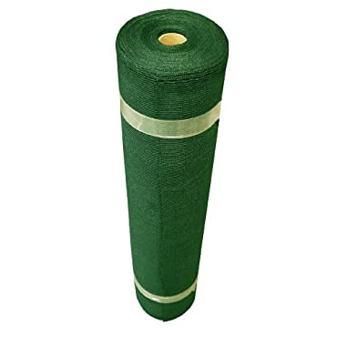 Coolaroo Shade Fabric 300067 Heritage Green 6-ft x 100-ft