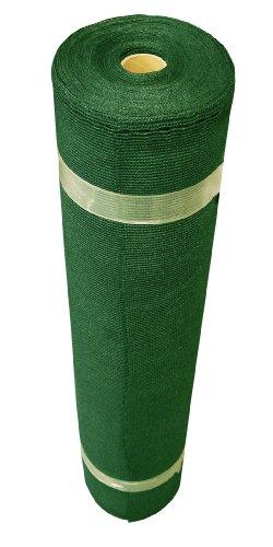 Coolaroo 435974 12X50 90% Uv Green Shade, ((12' x 50'), Heritage