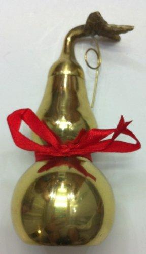 Rhumen Feng Shui Brass Wu Lou Gourd 4