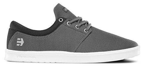 Etnies Mens Barrage Sc Skate Shoe Grigio / Nero