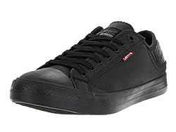 Levis Men's Stan Buck II Fashion Sneaker, White, 11 M US