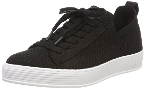 Replay Damen Portland Sneaker Schwarz (Black)