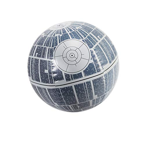 SwimWays Star Wars Death Star Light-Up Inflatable Beach Ball