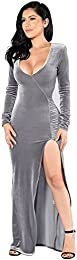 Amazon.com: Silver - Special Occasion / Dresses: Clothing- Shoes ...