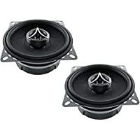 HERTZ ECX 100.5 (ECX100.5) 4 2-Way Energy Series Coaxial Speakers