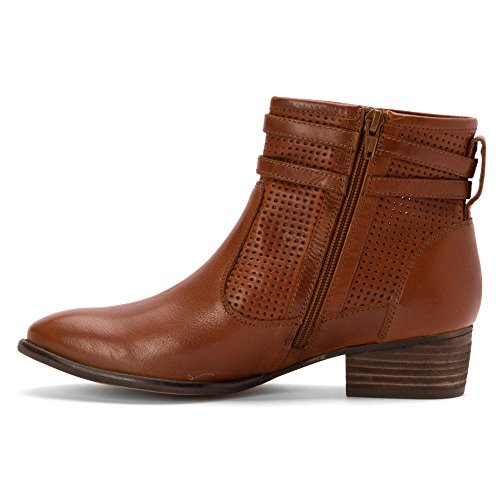 Sanctuary Leather Seychelles Women's Cognac Boot YRR5qxP
