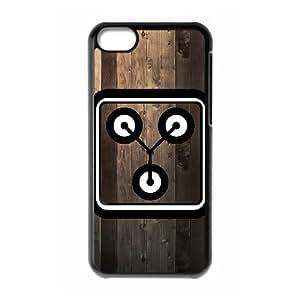 iPhone 5C Phone Case Back To The Future Flux Capacitor AL390134