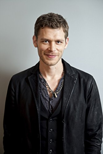 Joseph Morgan Actor Star Fabric Cloth Rolled Wall Poster Print -- Size: (20