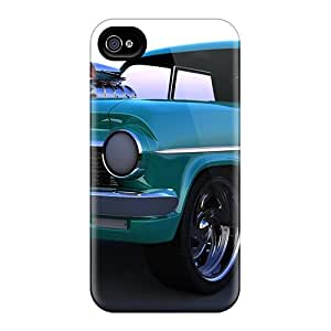 Hot Tpye 1964 With A Blown Small Block Case Cover For Iphone 4/4s